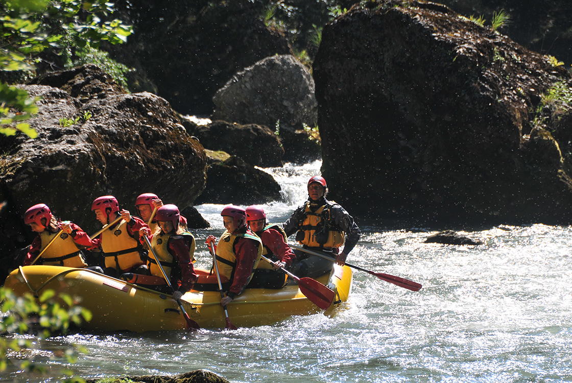 Rafting Cluses